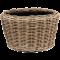 Drypot Rattan /med plastikindsats